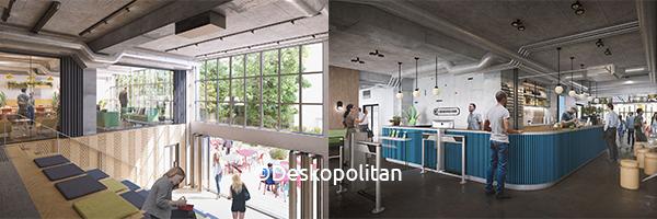 Deskopolitan Montparnasse - A venir en 2021.