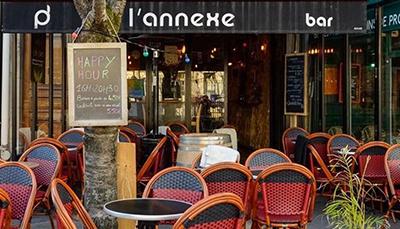 L'Annexe du Petit Café  Bar Terrasse Paris