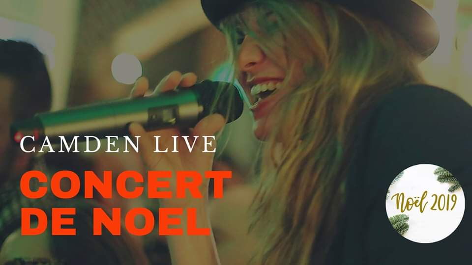 Concert de fin d'année - Le Camden Lille