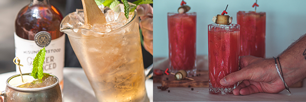 L'origine du mot cocktail