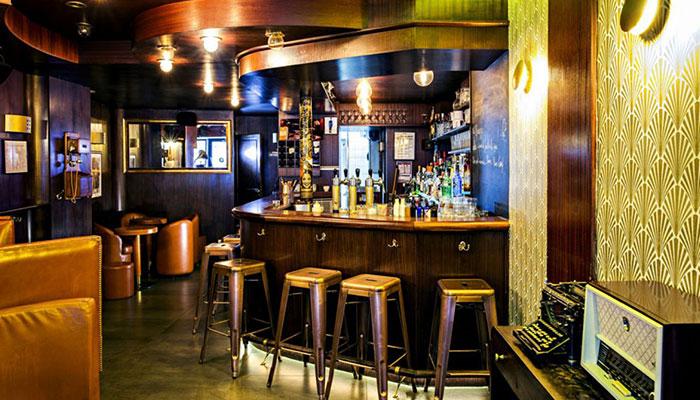 Gatsby - Bar retrouvailles Paris
