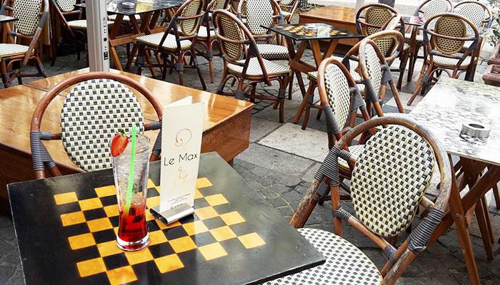 Le Max Terrasse Paris
